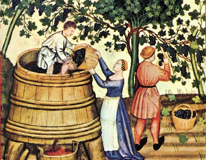 edad-media-y-el-vino