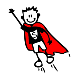 superman-clipart-red-256x256